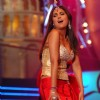 Lara Dutta performing at the Pantaloons Femina Miss India beauty contest in Mumbai on Monday