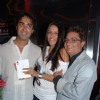 Ranvir Shorey, Neha Dhupia and Vinay Pathak premiere of the movie Bheja Fry in Mumbai on April 12