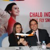 Preity Zinta as the brand ambassador of GO Air