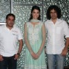 "Imtiaz Ali Khan at ""Giselle Monteiro"" of Love Aaj Kal Fame at Cinemax"