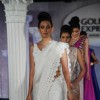 Models at Gold Expressions fashion show at Rennaisance Powai, in Mumbai
