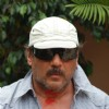 "Jackie Shroff in Bhojpuri film ""Balidan - mahurat at soundcity"" at Sound City"