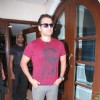 Rohit Roy with acid factory team, in Mumbai
