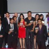 Sunil Shetty, Aarti Chhabria, Aftab Shivdasani, Aashish Chaudhary, Sophie Chaudhary, Tulip Joshi, Prem Chopra, Rajpal Yadav, Javed Jaffrey at Daddy Cool film music launch at Cinemax