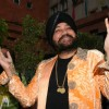 "Daler mehndi at a press-meet for the Film ""Kissan"" in New Delhi on Wednesday"