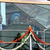 Prime Minister Manmohan Singh addressing to the Nation on 63rd Independence Day at Red Fort, on Saturday in New Delhi 15 August 2009