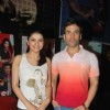 "Prachi Desai and Tusshar Kapoor to promote the film ""Life Partner"" at Galaxy"