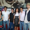 R Madhavan, Parzun Dastur, Ayesha Kapur and Sanjay Suri at Sikander pree meet at PVR