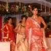 A Model Showcasing Reynu Taandon''s BRIDAL ASIA''09 collection in New Delhi on Thursday