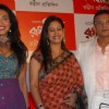 "Renowed actor Rituparna Sengupta,Indrani Haldar and Annu Kapoor wear present at the star studded lunch of the Rose Valley Groups'' Bengali Channel ""Rupashi Bangla"" in Kolkata on 24th Aug 09"