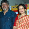 Sharmila Tagore and Amol Palekar launched the website of Big Pictures film ''Samaantar'' in Kolkata on Tuesday 25th Aug 09