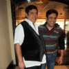 "David Dhawan, Govinda at the music launch of movie ""Do Knot Disturb"""