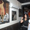 Mahima Chaudhry at Daxa Khandwala''s Art exhibition