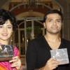 Sonal Sehgal and Himesh Reshammiya at the lunch of ''''RADIO'''' Music at Lalbaugh Ka Raja