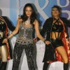 Raima Sen during the dance performance at the launch of ''''P & G clinics'''' in Delhi on Teusday