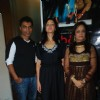 Smita and Aditi at Bharat Dorris Bridal make up event at Rajiv Gandhi Institute at Andheri in Mumbai