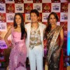 Amrita Rao, Mallaika and Shekhar Suman at the launch of Perfect Bride