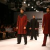 "Designer Vijay Arora at ""India Mens Week"""
