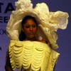 Model display design of Aarti Vijay Gupta at Kolkata Fashion Week on Sunday 13th Sep 09