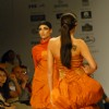 Models display design of Narendra Kumar at Kolkata Fashion Week on Sunday 13th Sep 09