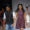 Anand Kabra''s amazing asymmetric feminine collection for Spring/Summer 2010 created magic at lakme fashion week