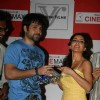 "Emraan Hashmi and Soha Ali Khan at the music launch of film ""TUM MILE"" at Cinemax Versova in Mumbai"