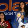 Raima Sen and Poonam Dhilon at the inauguration of Durga puja at North Kolkata on Thursday 24th Sept 09