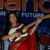Poonam Dhilon at the inauguration of Durga puja at North Kolkata on Thursday 24th Sept 09