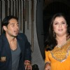 "Dino Morea and Farah Khan at ""Acid Factory Team on the Sets of Entertainmet Ke Liye Kuch Bhi Karega"""
