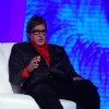 Bollywood actor Amitabh Bachchan at the announcement of the launch date of '''' Big Boss Season-3'''', in New Delhi on Tuesday