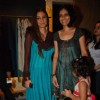 Tabu at Priyadarshi Rao and Uttam Ghosh fashion preview at Zoya in Mumbai