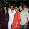 Sushmita Sen, Govinda, Lara Dutta and Riteish Deshmukh at their film ''Do Knot Disturb'' premiere at Fame in Mumbai