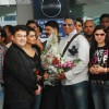 """Jermaine Jackson Arrives in Mumbai"""