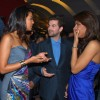 Mugdha Godse, Neil Nitin Mukesh and Priyanka Chopra at the music launch of her forthcoming movie Jai