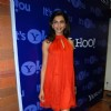 Deepika launches Yahoo''s new look at Yahoo office