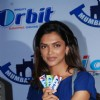 Deepika Padukone at Wrigleys dental check up event