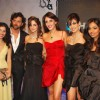 Hrithik Roshan, Suzanne and Genelia at HDIL Day 1