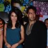 Bipasha Basu and Ajay Devgan on promotional event of their film ''All The Best'' in Mumbai