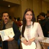 Bollywood actress Sonam Kapoor at Vigyan Bhawan after received''''55 th national film award'''' on behalf of her father Anil Kapoor