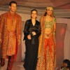 Guest at Neeta Lulla, Krishna Mehta showcase at Millionaire Home Show at Leela