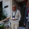 Yash Chopra at Cinema scapes conference at Leela, Andheri, Mumbai on Wednesday