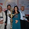 Yash Chopra, Shekhar Kapur and Tisca Chopra at Cinema scapes conference at Leela, Andheri, Mumbai on Wednesday