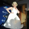 Marilyn Monroe look alike graces Resorts World Sentosa media meet at MUmbai