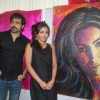 Emraan Hashmi and Soha Ali Khan at Tum Mile 3- D Painting Launch in Mumbai
