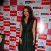 Bollywood actress Aishwarya Rai unveiled the latest issue of Filmfare magazine in Juhu