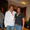 Bollywood actors Sanjay Dutt and Ajay Devgan at Human Trafficking NGO Event at Taj land''s End in Mumbai