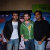 "Bollywood actor Neil Nitin Mukesh with friends at the special screening of his new film ""Jail"""