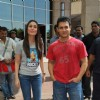 Kareena Kapoor and Aamir Khan at 3 Idiots Press Meet with New Song Introduction at Inter Continnental