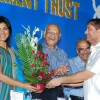 Priyanka Chopra at Harmony Week organised by Mohalla Commitee and Mumbai Police at Children''s Welfare School