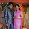 Upasana Singh''s Wedding Reception at Time N Again, Andheri in Mumbai Tuesday Night
